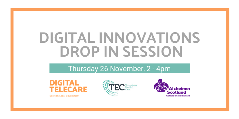 DROP IN SESSION: DIGITAL INNOVATIONS