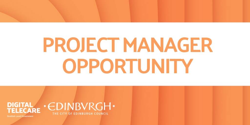 OPPORTUNITY: PROJECT MANAGER