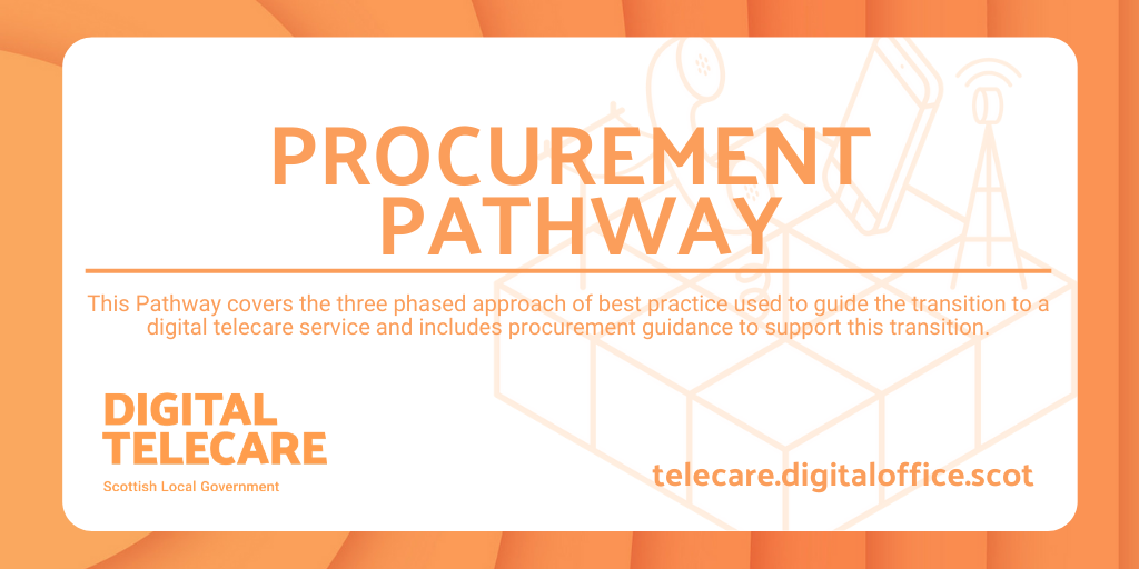 PROCUREMENT PATHWAY AVAILABLE