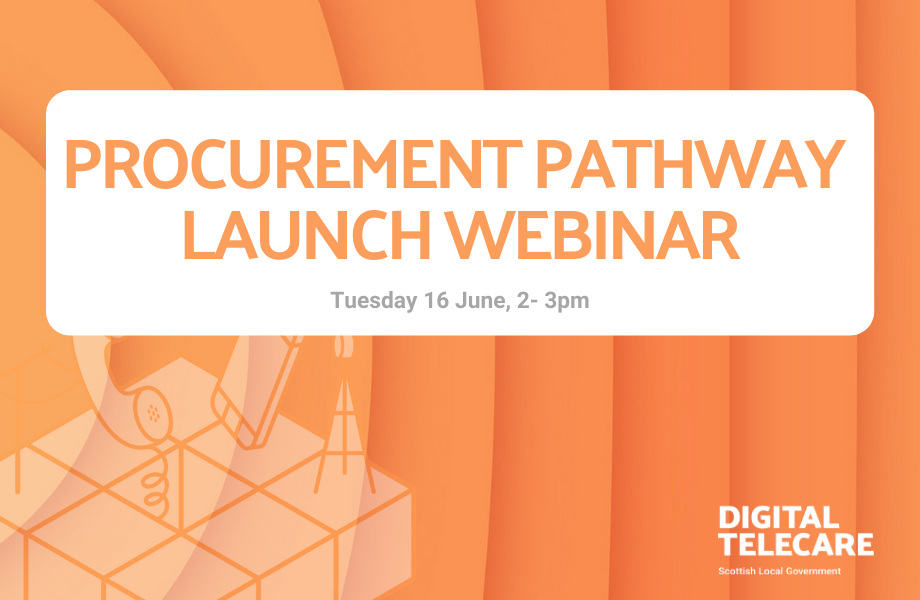 WEBINAR: PROCUREMENT PATHWAY LAUNCH