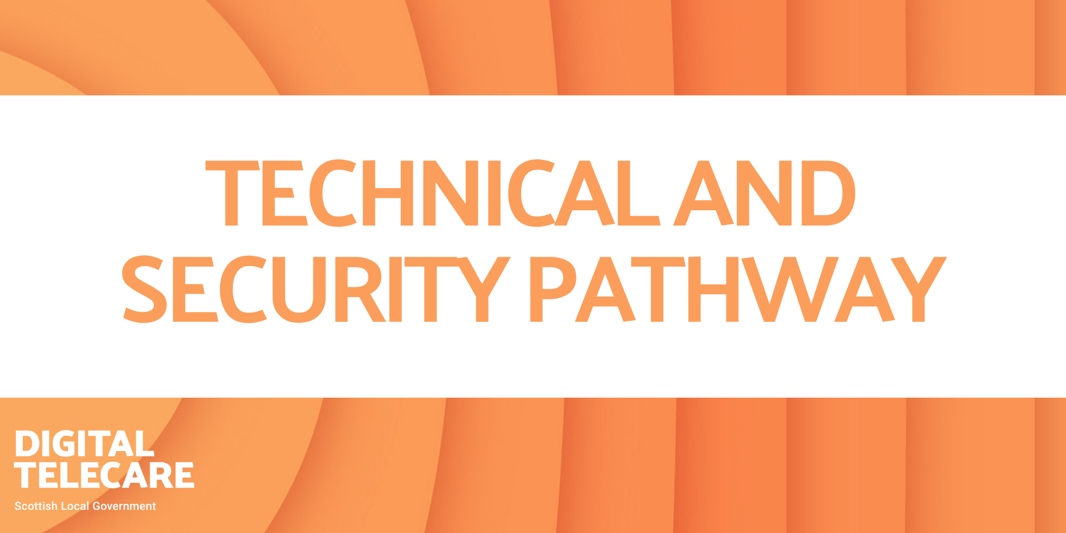 OUR BRAND NEW TECHNICAL AND SECURITY PATHWAY
