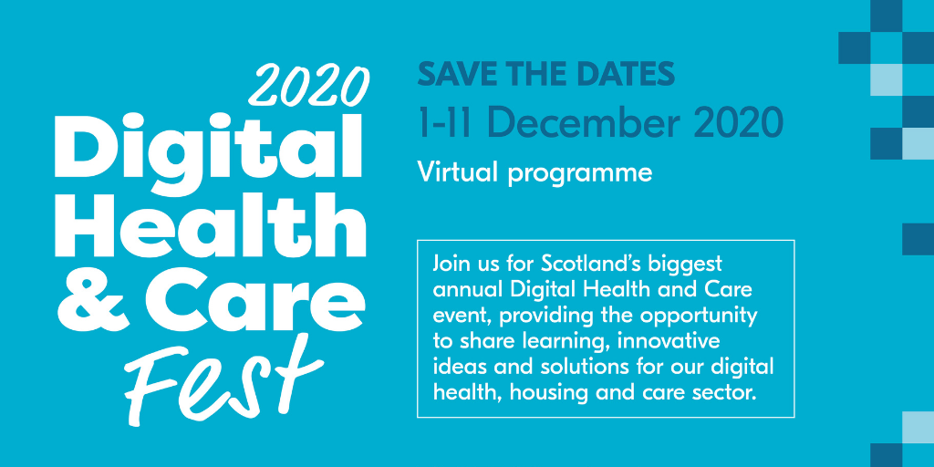 DIGITAL HEALTH AND CARE FEST 2020