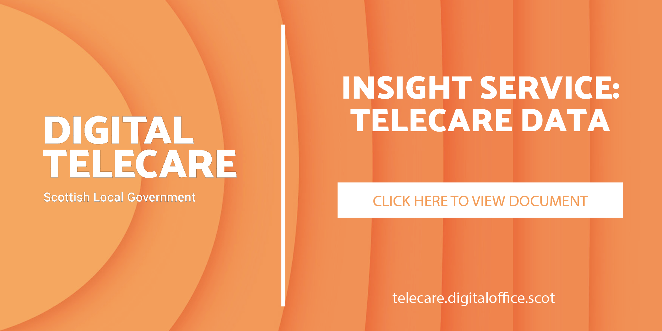 INSIGHT SERVICE: TELECARE DATA