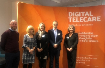TRANSITIONING TO DIGITAL TELECARE